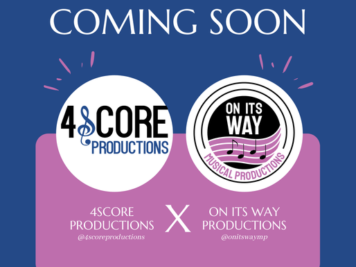 4Score & On Its Way Productions Developing New Musical