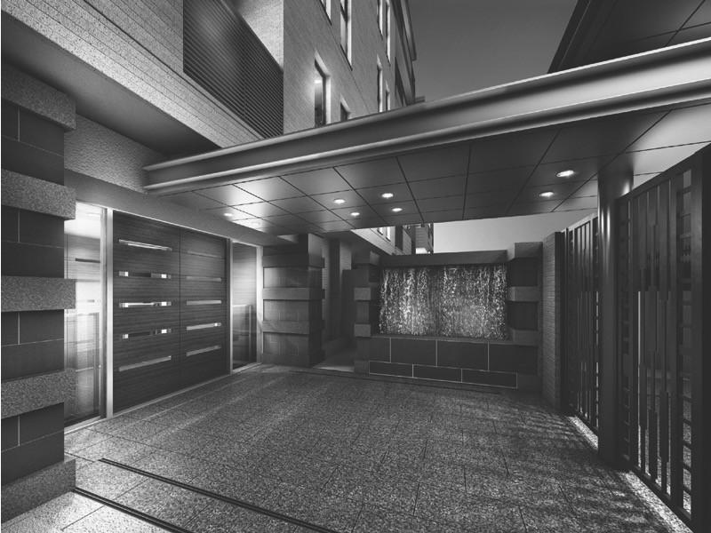 TEDUKAYAMA apartment
