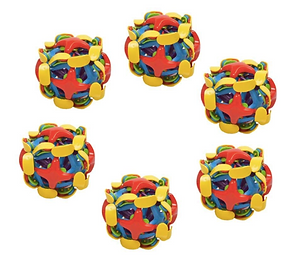 Expanding Balls