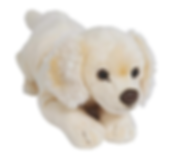 Golden Retriever Dog Toy