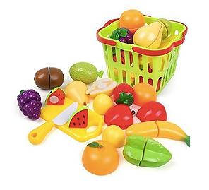 Plastic Grocery Set