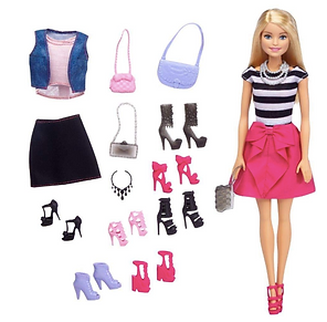 Barbie Doll Playset