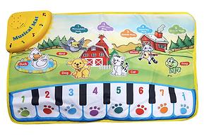 Musical Piano Pad