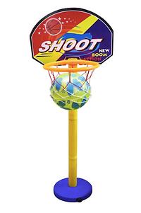 Basketball and Net Set