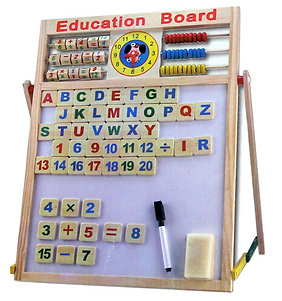 Wooden Education Board