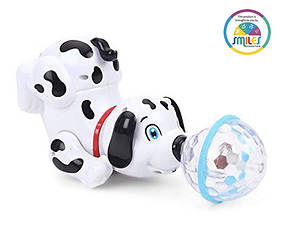 Musical Dancing Dog Toy