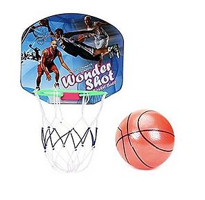 Basket Ball and Net