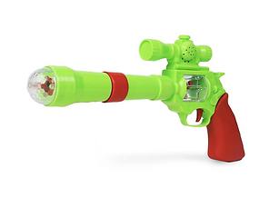 Projection Flash Gun