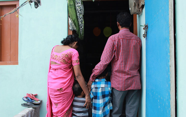 family reunification india