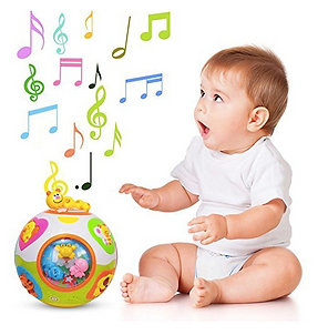 Musical Ball Toy