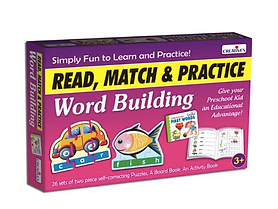 Word Building Pack