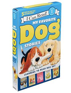 My Favorite Dog Book Series