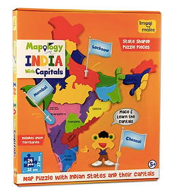 India Jigsaw Puzzle
