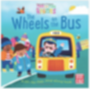Wheels on the Bus Book