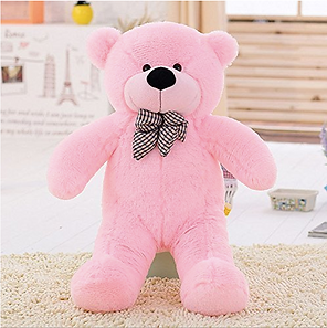 Large Pink Teddy Bear