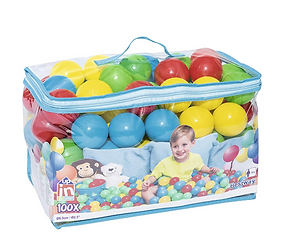 100 Pack of Play Balls