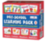 Pre-School Learning Pack