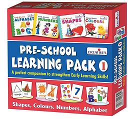Pre-School Learning Pack