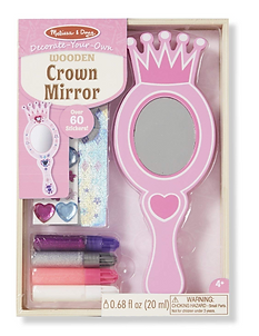 Crown Mirror