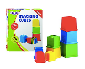 Stacking Cubes