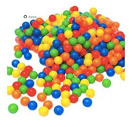 100 Piece Ball Set