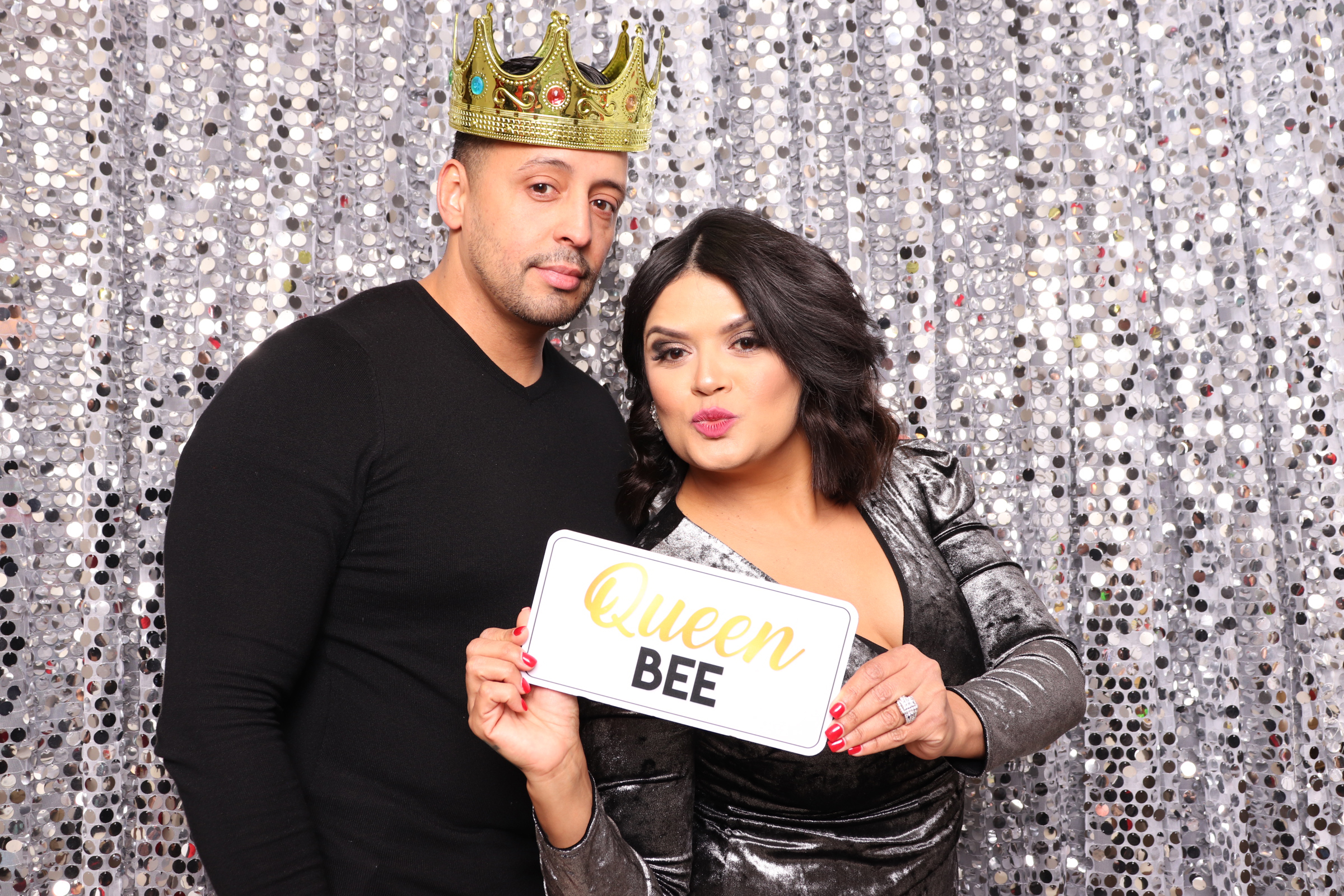 Photo Booth Queen Bee