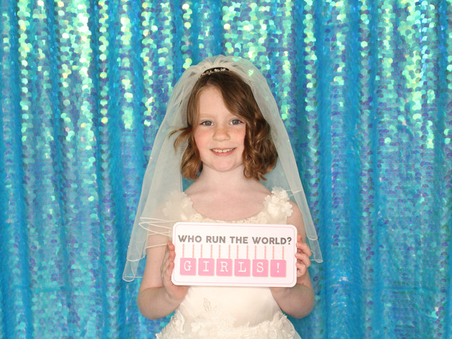 Ella's 1st Communion