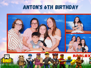Anton's 6th Birthday