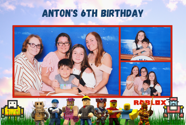 Anton's 6th Birthday