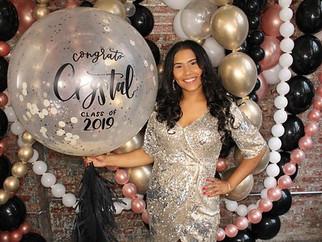 Crystal's Graduation