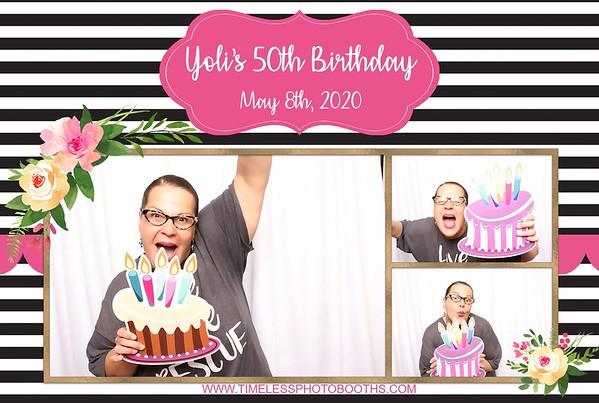 Yoli's 50th