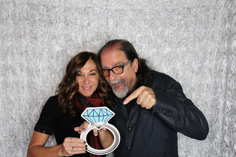 Photo Booth Engagement