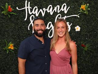 Travis' 30th Havana Nights