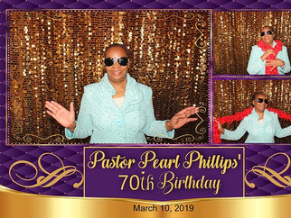 Pearl's 70th
