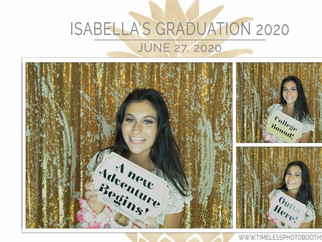 Isabella's Graduation