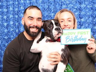 Nico's 1st Birthday