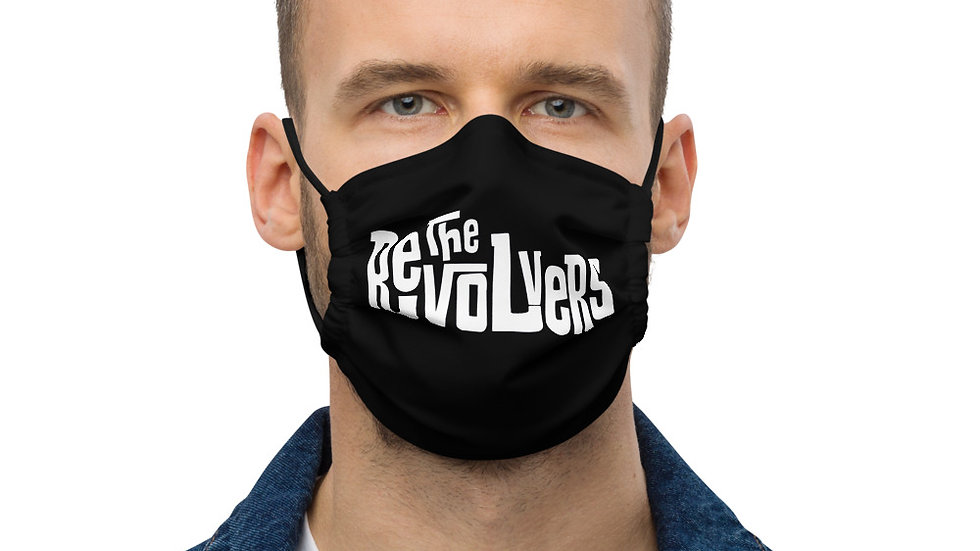 The Revolvers Face Mask