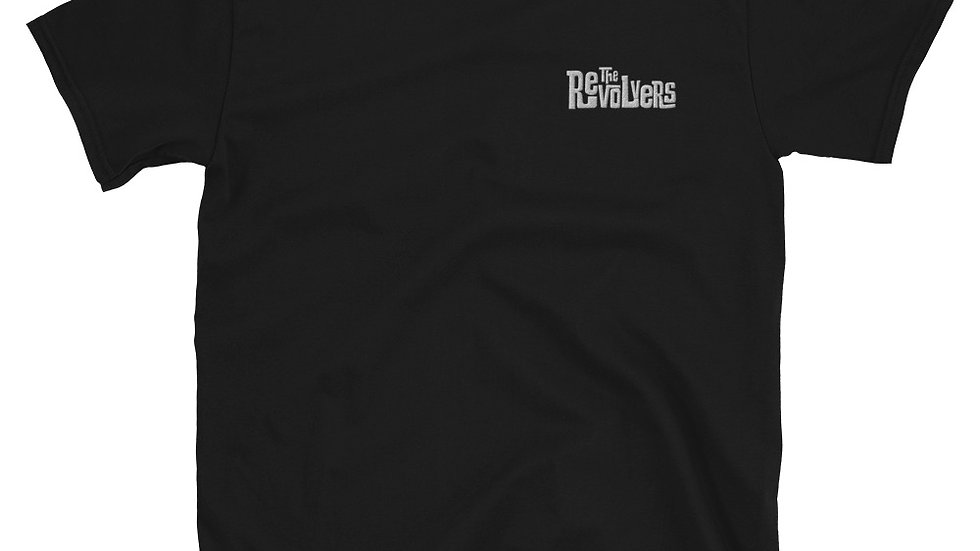 The Revolvers Embroidery Logo T-shirt