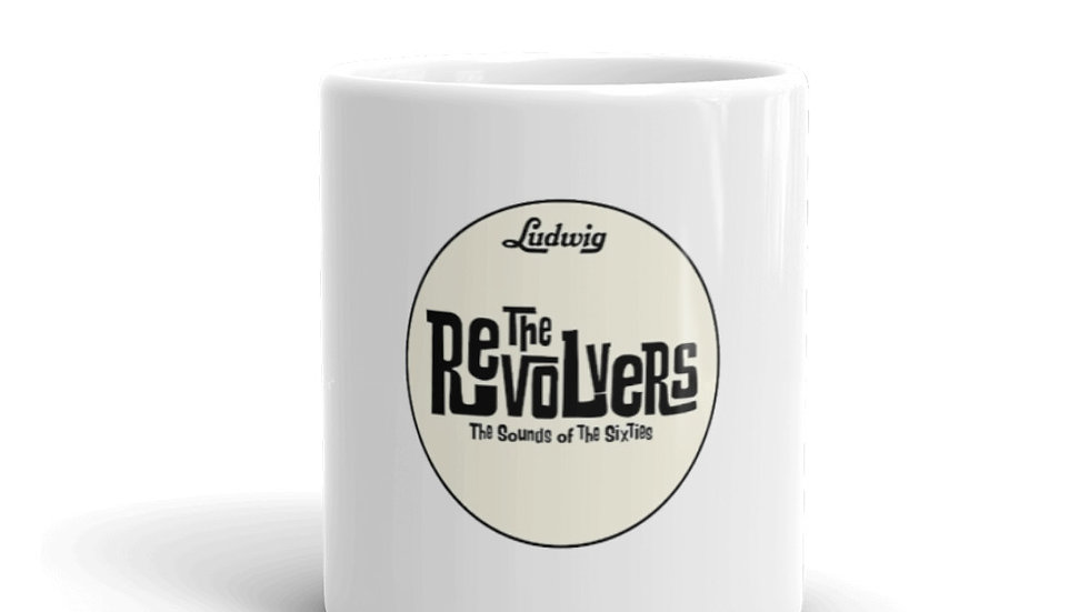 Revolvers Drum Skin mug
