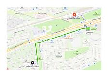 маршрут на общественном транспорте № 2.p
