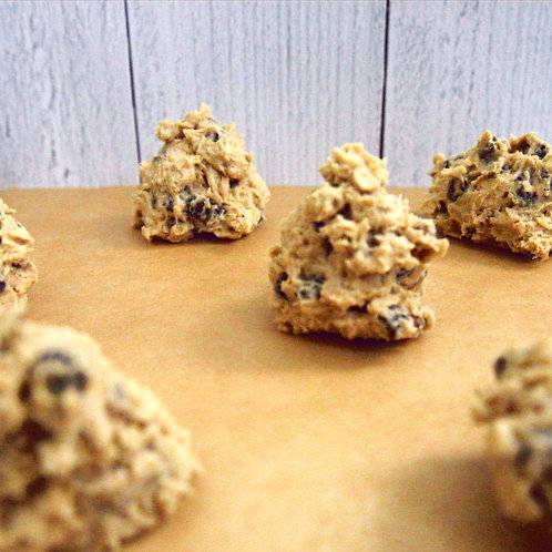 Overnite Oatmeal Chocolate Chip Cookies (FROZEN)