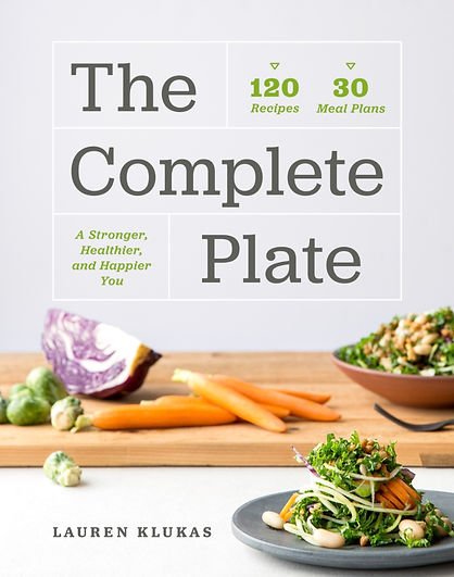 Cover picture of The Complete Plate