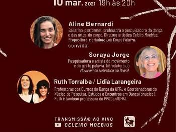 Soraya Jorge, Ruth Torralba e Lidia Larangeira