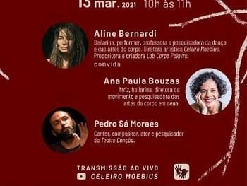 Ana Paula Bouzas e Pedro Sá Moraes