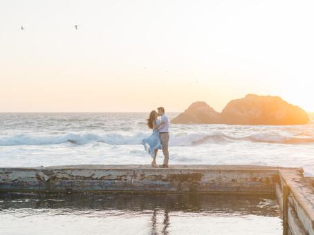 Albert & Demi's San Francisco Engagement