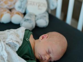 Baby Matthews Newborn