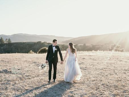 Austin & Brianna's Whimsical Redwood Wedding