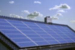 Solar PV Roof Installation
