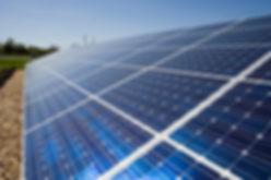Solar PV Ground Installation