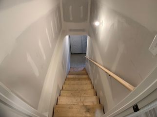 Madison Basement Stairs